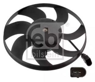 Вентилятор охлаждения радиатора на Сеат Альтеа FEBI 39164.