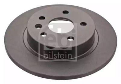 Задний тормозной диск на Опель Мокка 'FEBI 39185'.