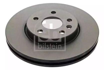 Вентилируемый передний тормозной диск на Шевроле Круз 'FEBI 39186'.