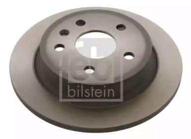 Задний тормозной диск на OPEL INSIGNIA 'FEBI 39187'.