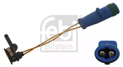 Датчик зносу гальмівних колодок на Mercedes-Benz GLA  FEBI 39246.