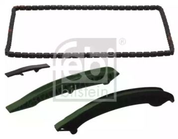 Комплект ланцюга ГРМ на Мерседес W212 FEBI 39271.