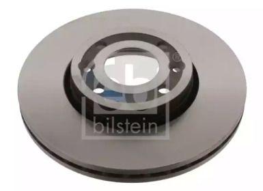 Вентилируемый передний тормозной диск на MERCEDES-BENZ CITAN 'FEBI 39477'.