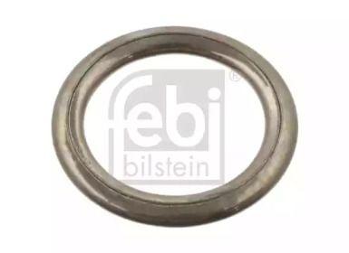 Уплотнительное кольцо, резьбовая пробка маслосливн. отверст. на SEAT ALTEA 'FEBI 39733'.