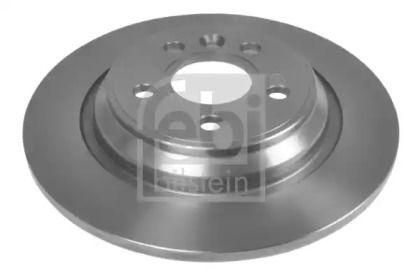 Задний тормозной диск на Вольво ХС70 'FEBI 43882'.