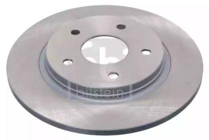 Задний тормозной диск на Додж Гранд Караван 'FEBI 43900'.