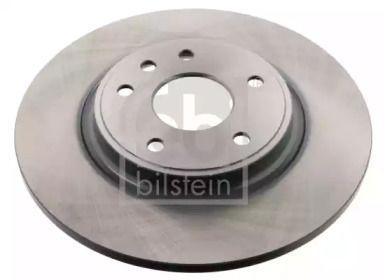 Задний тормозной диск на Лянча Вояджер 'FEBI 43940'.