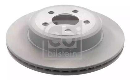 Вентилируемый задний тормозной диск на DODGE CHALLENGER 'FEBI 44014'.