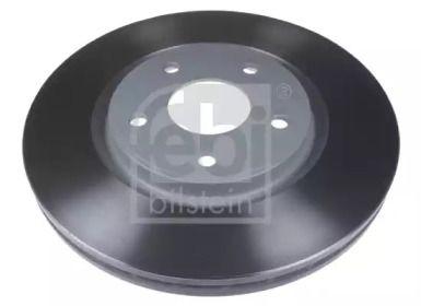 Вентилируемый передний тормозной диск на Лянча Вояджер 'FEBI 44066'.