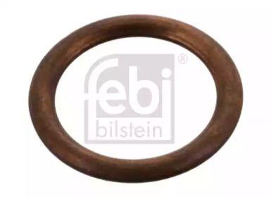 Уплотнительное кольцо, резьбовая пробка маслосливн. отверст. 'FEBI 44850'.
