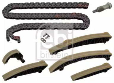Комплект ланцюга ГРМ на Mercedes-Benz GLE  FEBI 49461.