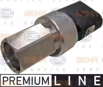 Пневматический выключатель, кондиционер на VOLKSWAGEN GOLF 'BEHR/HELLA 6ZL 351 028-221'.