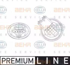 Регулятор, вентилятор салона 'BEHR/HELLA 5HL 351 321-301'.