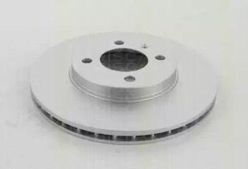 Вентилируемый тормозной диск 'TRISCAN 8120 10105C'.