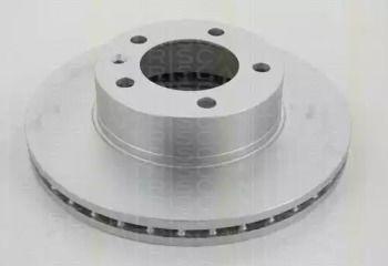 Вентилируемый тормозной диск 'TRISCAN 8120 10182C'.