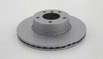 Вентилируемый тормозной диск 'TRISCAN 8120 11190C'.