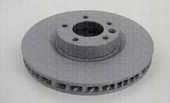 Вентилируемый тормозной диск 'TRISCAN 8120 291063C'.