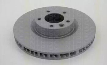 Вентилируемый тормозной диск 'TRISCAN 8120 291064C'.