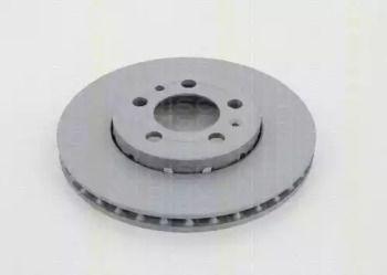 Вентилируемый тормозной диск 'TRISCAN 8120 29182C'.