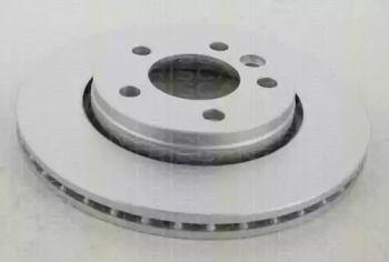 Вентилируемый тормозной диск 'TRISCAN 8120 29196C'.