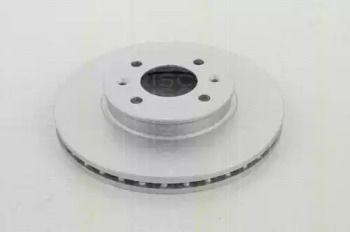 Вентилируемый тормозной диск 'TRISCAN 8120 43125C'.