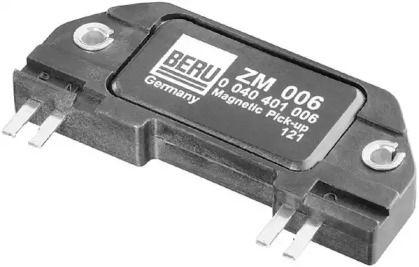 Комутатор запалювання BERU ZM006.