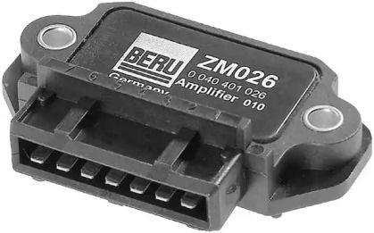 Комутатор запалювання BERU ZM026.