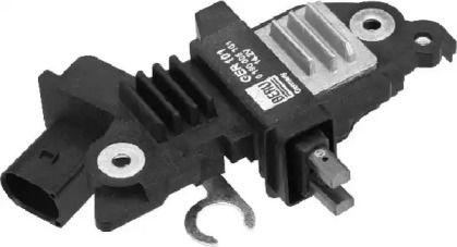 Реле регулятора генератора на Мерседес W211 BERU GER101.