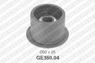 Обводной ролик ГРМ SNR GE350.04.