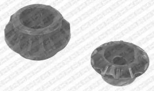 Ремкомплект опоры амортизатора на VOLKSWAGEN JETTA 'SNR KB957.00'.