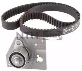 Комплект ременя ГРМ на Мітсубісі Карізма SNR KD455.47.