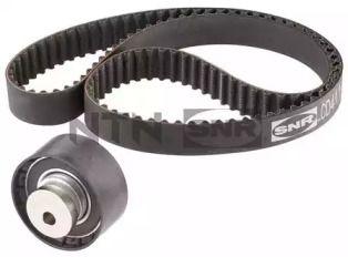 Комплект ременя ГРМ SNR KD458.34.