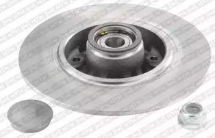 Тормозной диск 'SNR KF155.103U'.