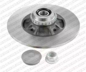 Тормозной диск 'SNR KF155.105U'.