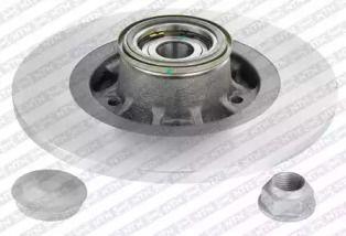 Тормозной диск 'SNR KF155.121U'.