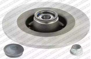 Тормозной диск 'SNR KF155.78U'.
