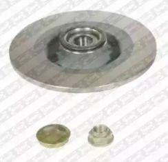 Тормозной диск 'SNR KF155.81U'.