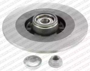 Тормозной диск 'SNR KF155.90U'.