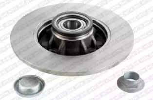 Тормозной диск 'SNR KF159.54U'.