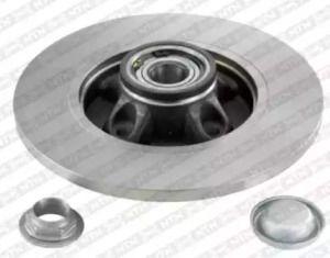 Тормозной диск 'SNR KF159.60U'.