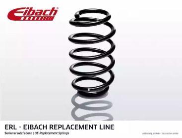 Пружина подвески 'EIBACH R10202'.