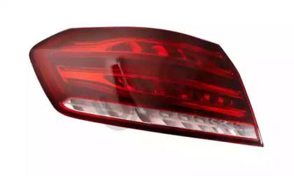 Задній лівий ліхтар на Mercedes-Benz W212 ULO 1116001.