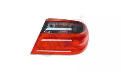 Задній правий ліхтар на Мерседес W210 ULO 6932-06.