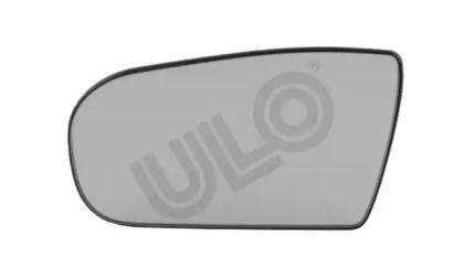 Левое стекло зеркала заднего вида 'ULO 6975-07'.