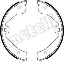 Гальмівні колодки ручника на Мерседес Гл Клас  METELLI 53-0244.