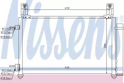 NISSENS 940009
