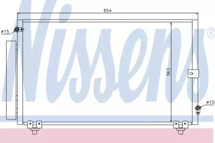 NISSENS 940013