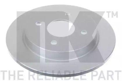 Тормозной диск на Форд Скорпио 'NK 202536'.