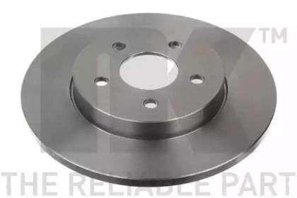 Тормозной диск на Ягуар Х-Тайп 'NK 202551'.