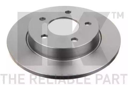 Тормозной диск на Мазда 3 'NK 203250'.